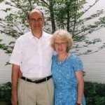 Paul & Violette Bridgman - cropped 2009